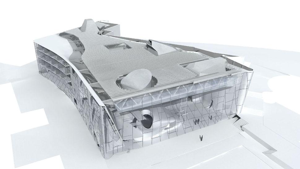 Bauhaus Axo