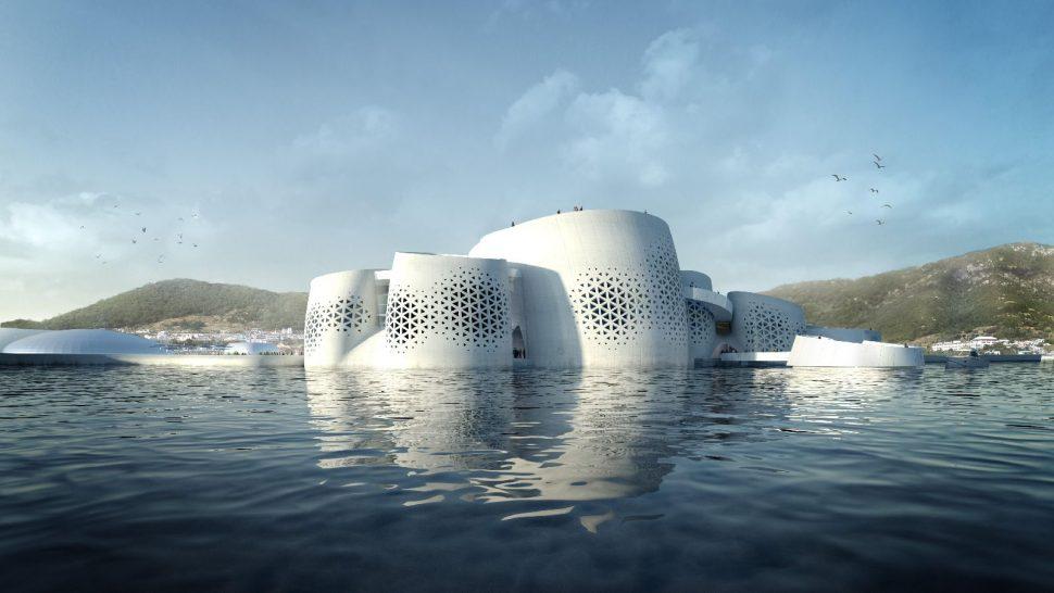 Yeosu water front