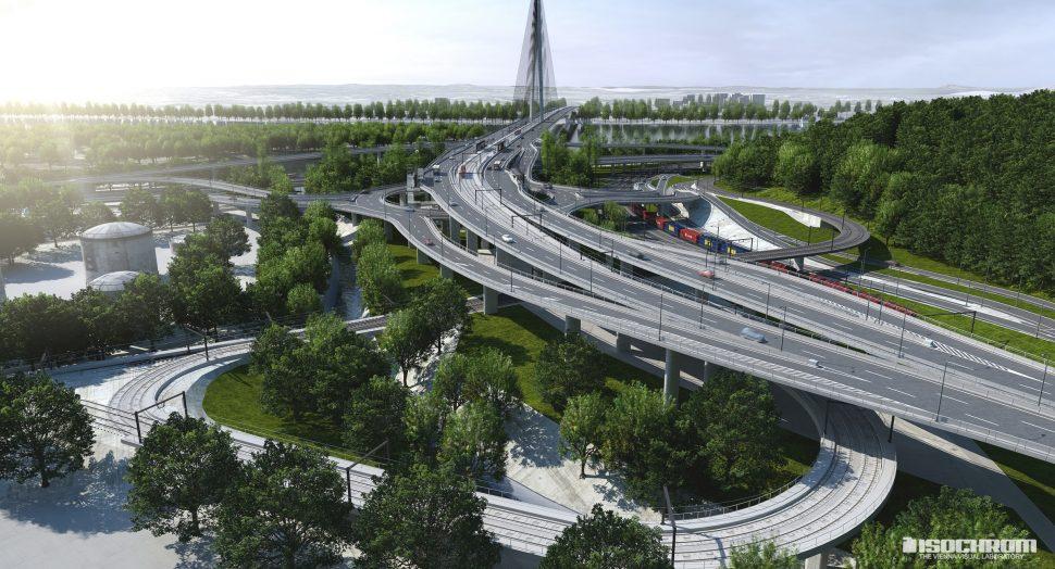 Brücke Visualisierung