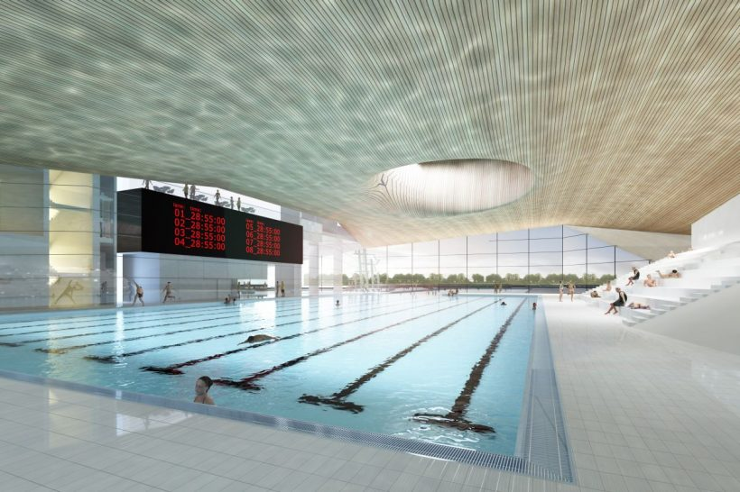 Eggenberg Bath swimming hall