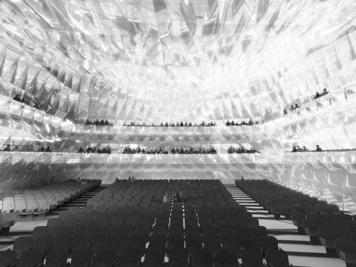 Musiktheater Linz Saal
