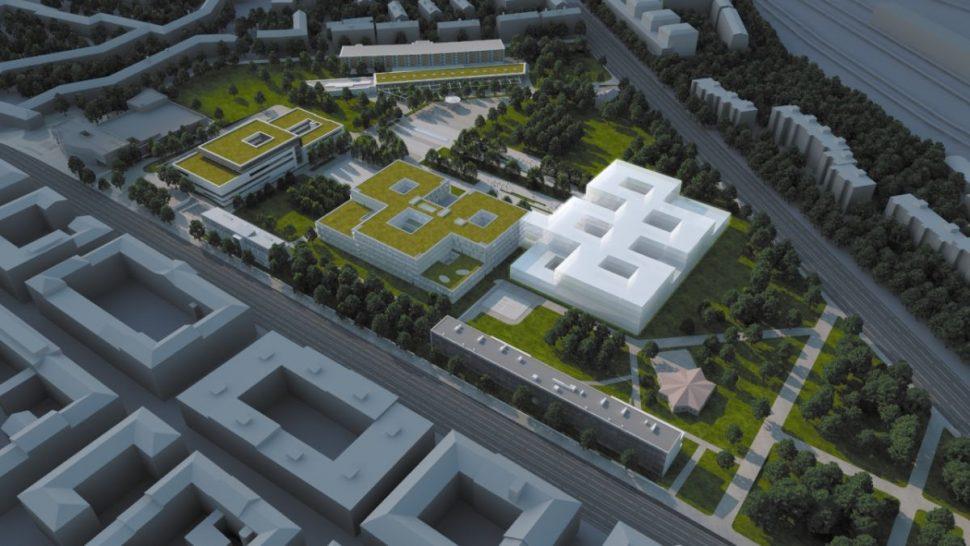 Kaiser Franz Josef Spital future development