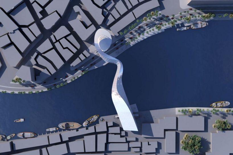 Dubai bridges site
