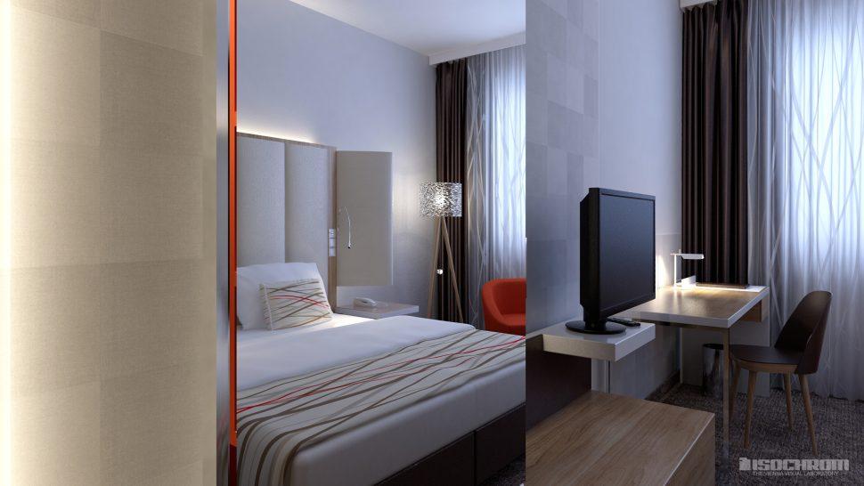 Hotel Room Viz