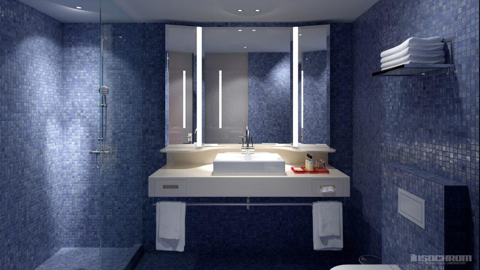 bathroom CG