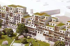 Housing Quarters – 1st price