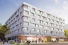 Hotel Prater Glacis – 1st PRICE